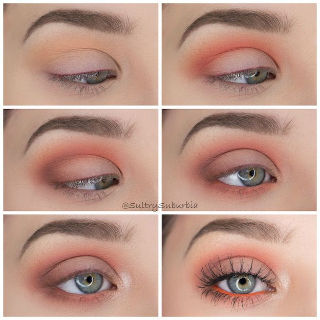 22 Best Beauty Tips for 2017 -Fresh Summer Eyeshadow Tutorial using Makeup Geek ...