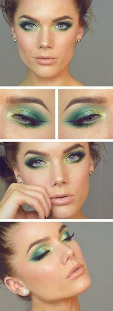 A Smokey Eye Makeup Tutorial You Must Read  ‖smoky eye ‖ Discover how  to Ge...