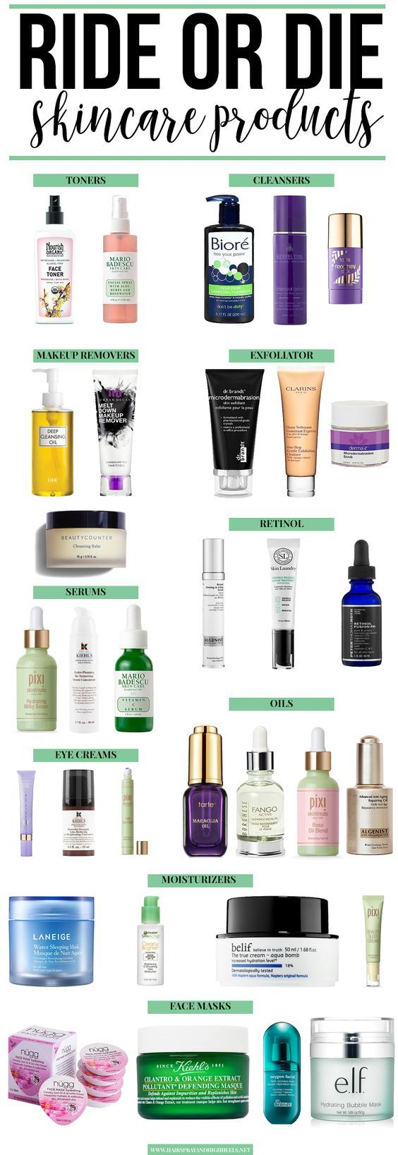 Are you in need of a new skincare routine? Check out the Ride or Die Skincare it...