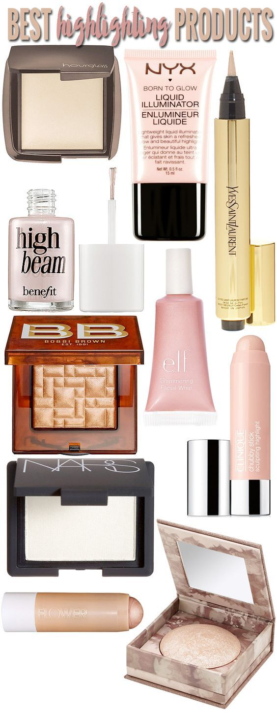 Best Highlighting Makeup Products to Make Your Skin Glow....