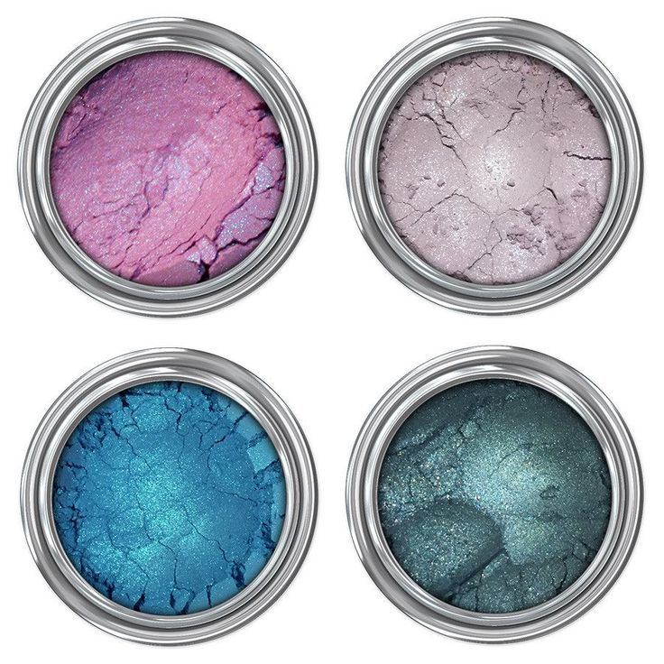 Bestselling Mineral Eyeshadow sets are back in stock!