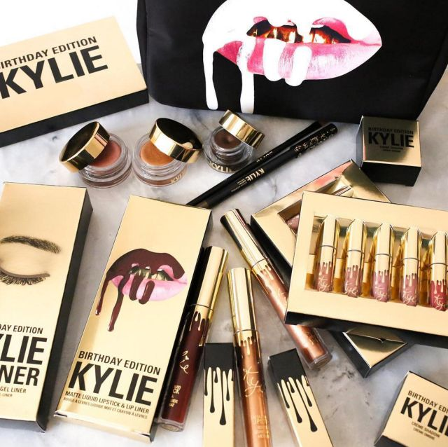 BREAKING: Kylie Jenner Just Announced a MASSIVE Birthday Edition Makeup Collecti...