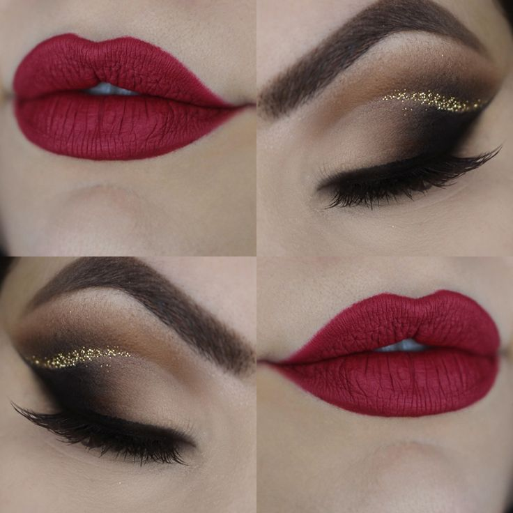 Christmas Makeup www.youtube.com/... - makeup products and tips - amzn.to/2hvZOX...