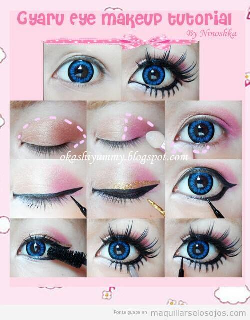 cosplay makeup
