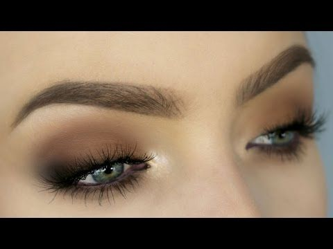 I think this is the BEST eye shadow technique for hooded eyes. The 'Dome Shape...