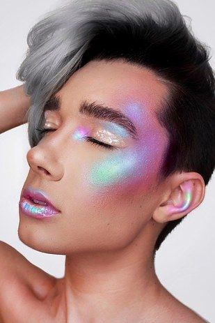 James Charles, 17 years old   10 Teenagers So Good At Makeup, It'll Make You...