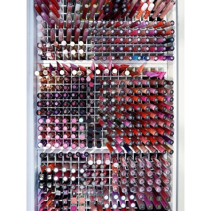 Makeup collection is up  youtu.be/0m3h6tOReAI #shaaanxo #makeupcollection