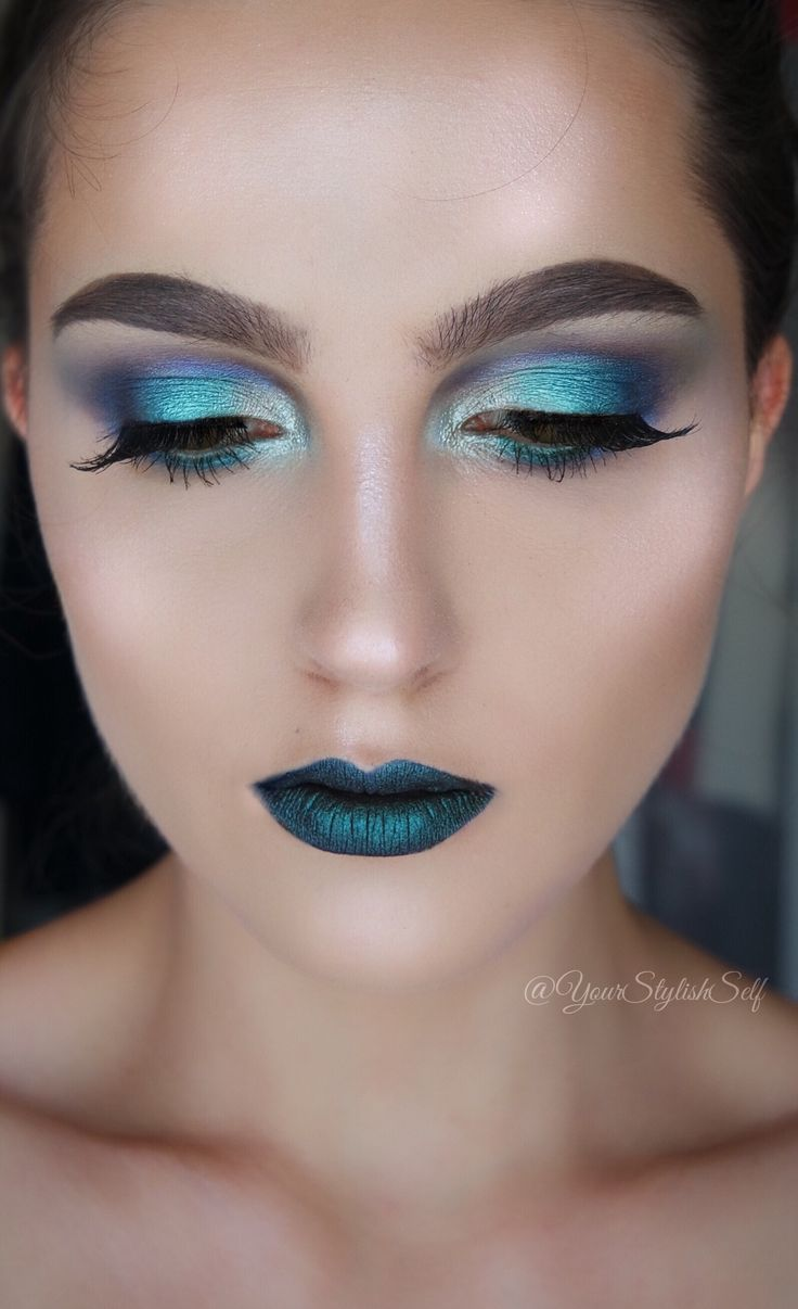 Makeup Geek Blush in Spell Bound + Makeup Geek Contour Powder in Half Hearted + ...