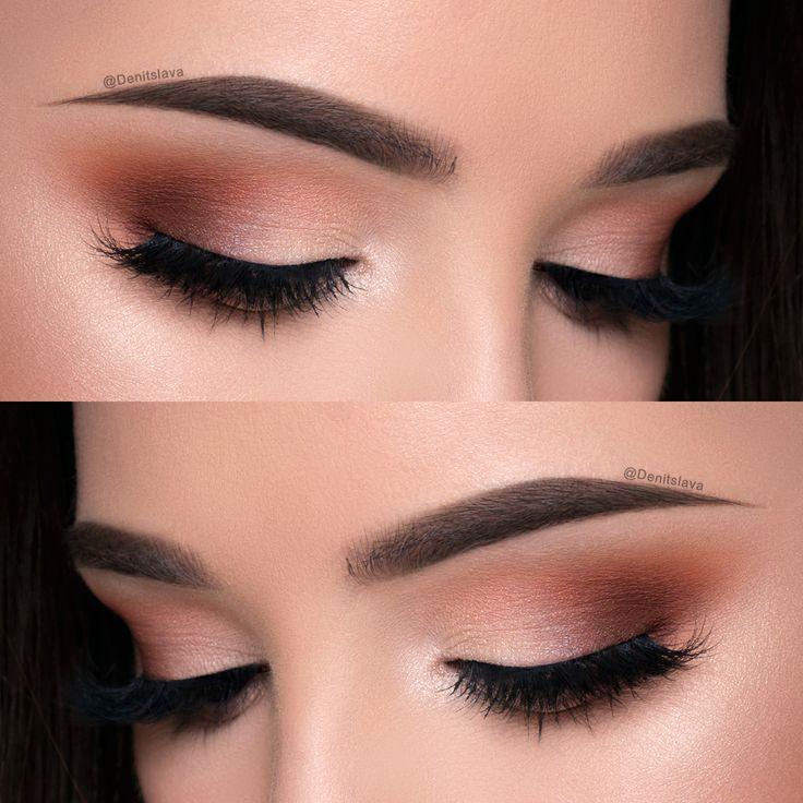 Makeup Geek Eyeshadows in Cocoa Bear, Morocco, Peach Smoothie and Shimma Shimma....