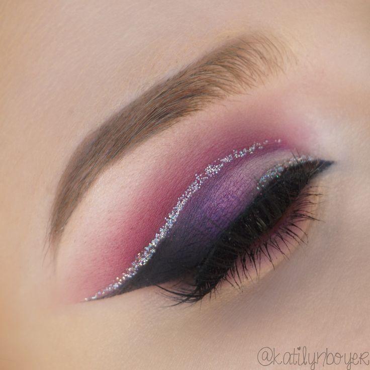 Makeup Geek Eyeshadows in Curfew, Motown, Petal Pusher, Simply Marlena, Hopscotc...
