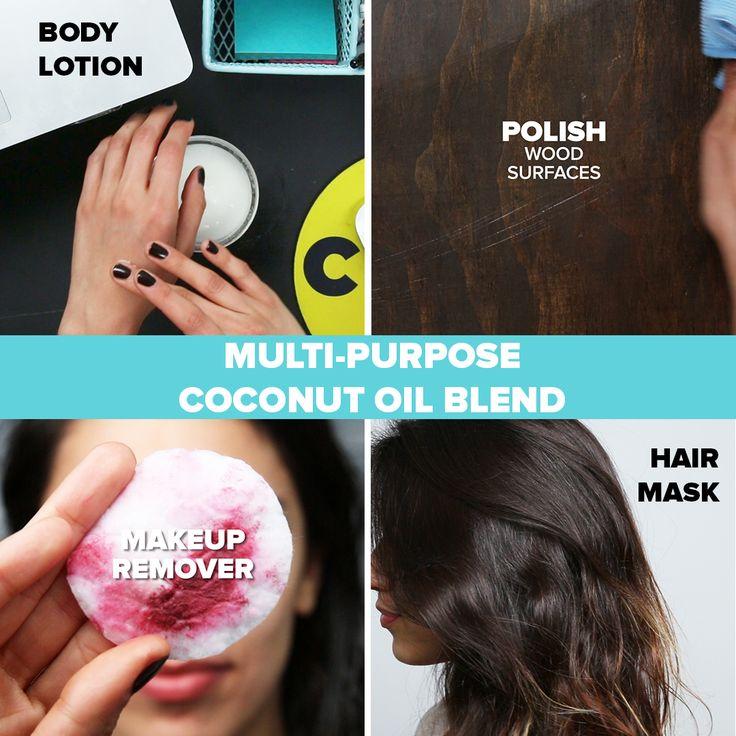 Multi-Purpose Coconut Oil Blend...