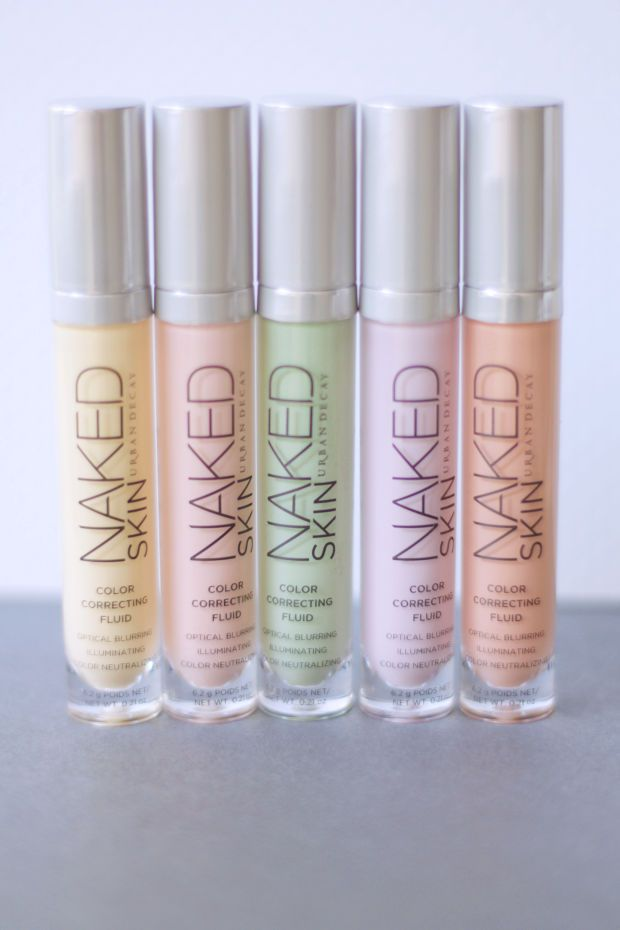 New Urban Decay Naked Skin Color Correcting Fluid. beautyeditor.ca/...