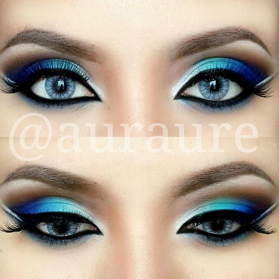 Ombré Eyeshadow...