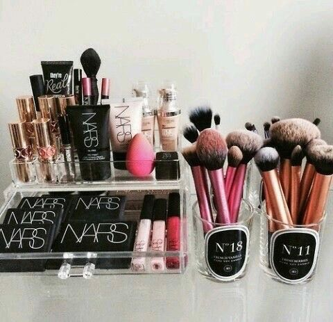 Organized Makeup Pictures, Photos, and Images for Facebook, Tumblr, Pinterest, a...