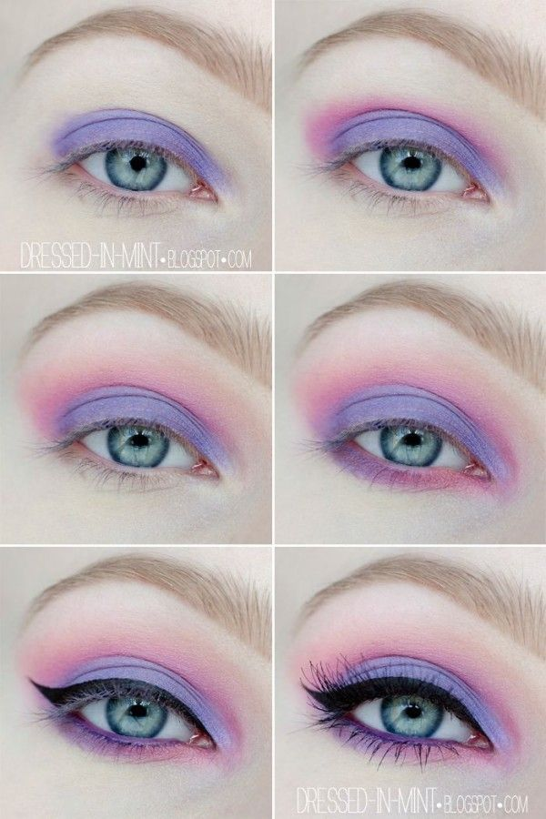 pastelgoth-ojos eye make up. Style inspiration. Please choose cruelty free vegan...