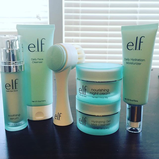 #playbeautifully #elfcosmetics #skincare