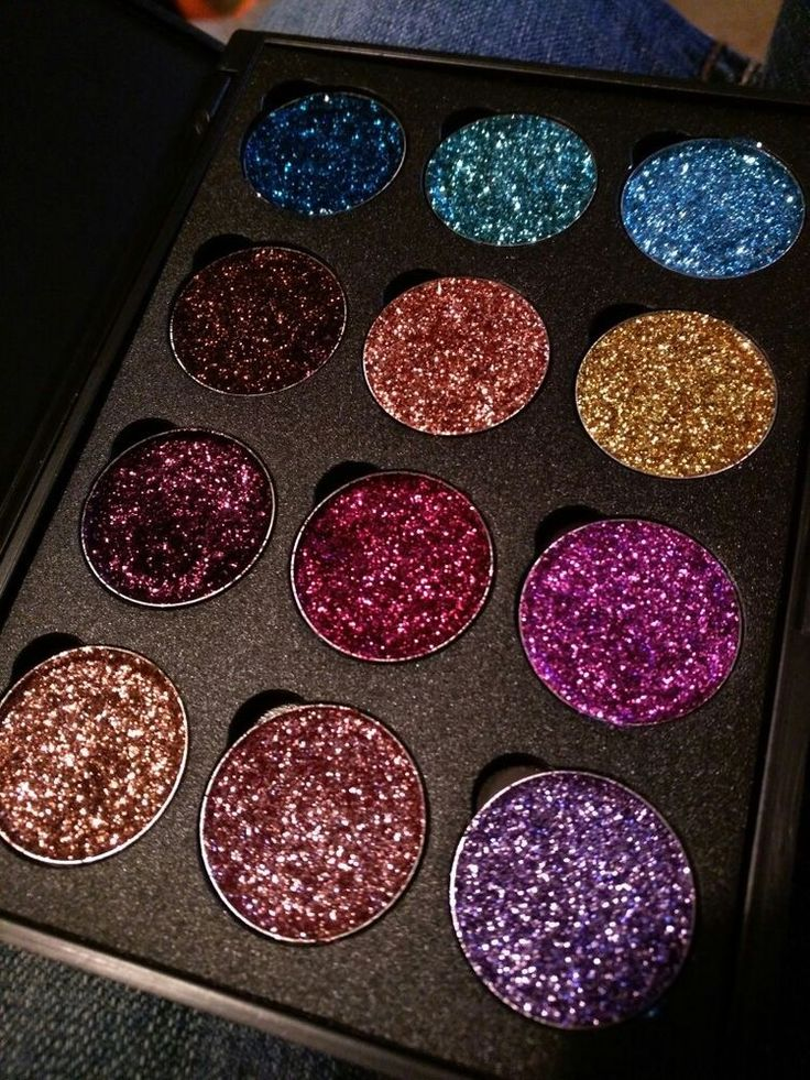 Prettiest glitters, shadows, highlights and lashes from www.glowcultcosme... Bea...