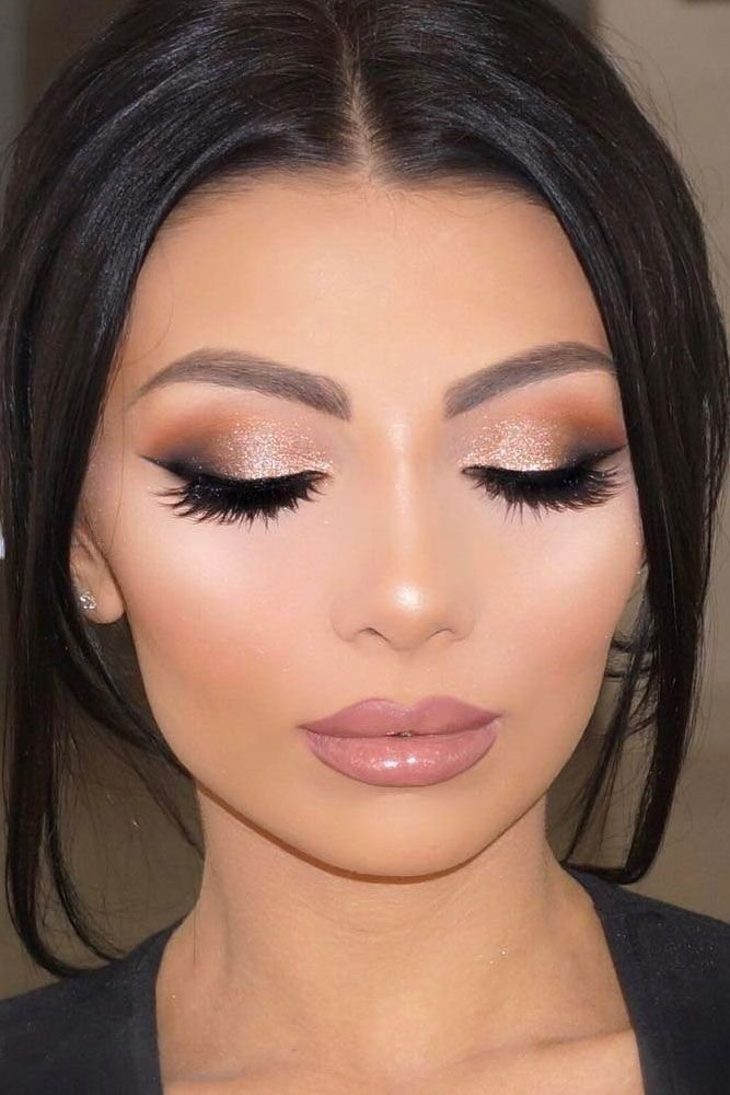 Prom Makeup Ideas That Are Seriously Awesome ★ See more: glaminati.com/......
