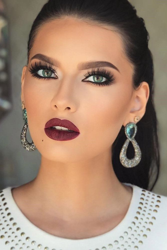 Prom Makeup Ideas That Are Truly Awesome ★ See more: glaminati.com/...