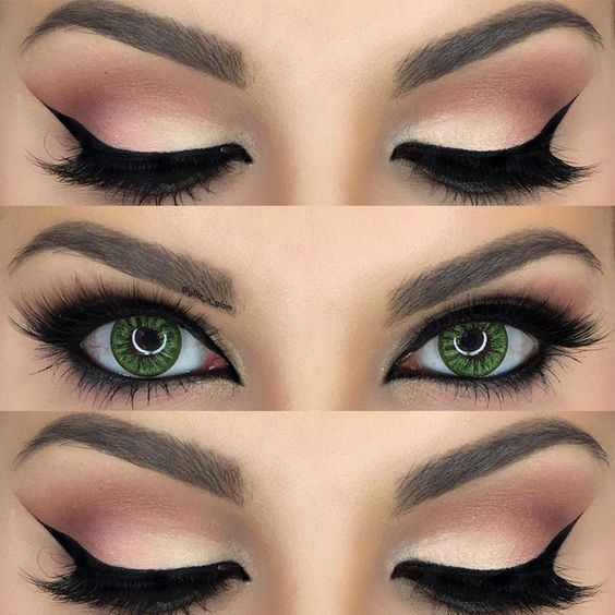 Prom Makeup Ideas to Have All Eyes on You ★ See more: glaminati.com/......