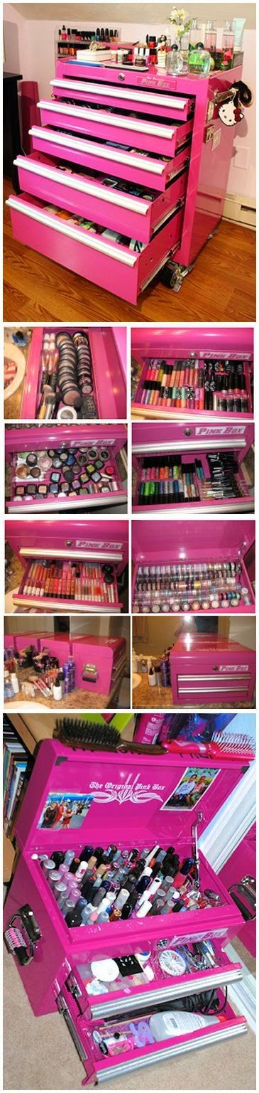 Seriously though. If you need this much makeup in your life and you're not a...