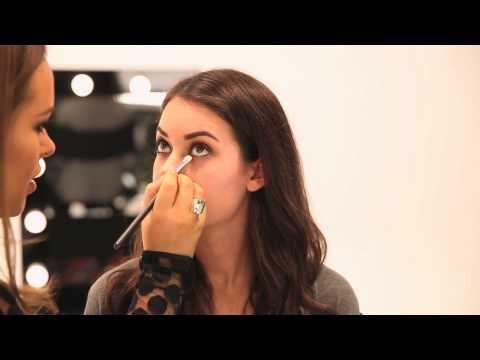 Tanya Burr: Mila Kunis look - LOVE the eye makeup! Simple and incredible looking...