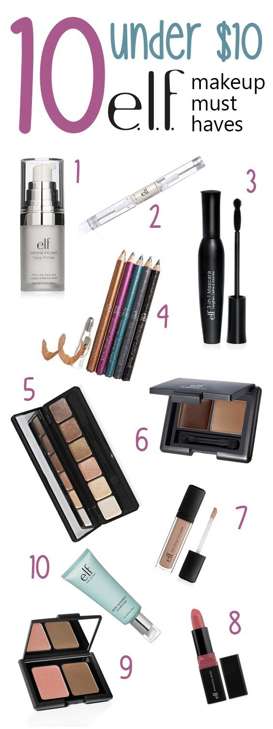 """The best-selling cosmetic brand """"eyes lips face"""" is known for its high-quali..."""