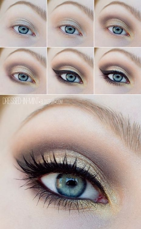 Awesome Eye Makeup that make you more gorgeous