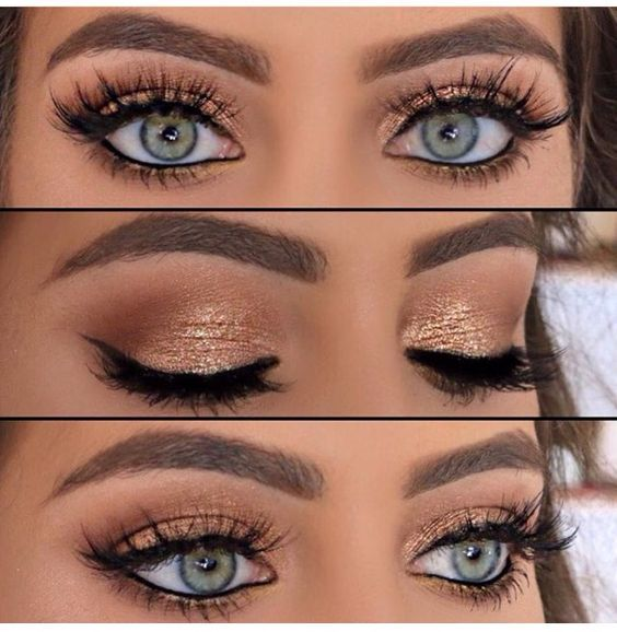 The Only Holiday Makeup Tutorials You'll Need - Page 6 of 7 - Trend To Wear...