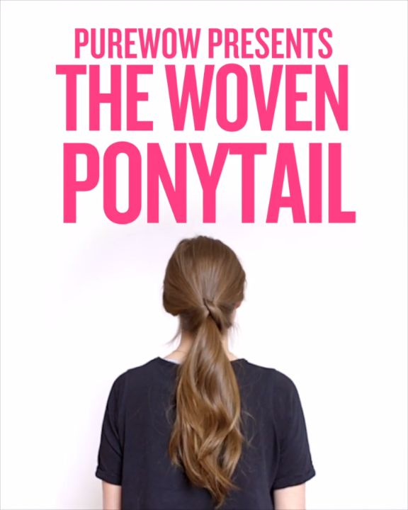 This easy ponytail upgrade gives a loot of oomph for a little effort.