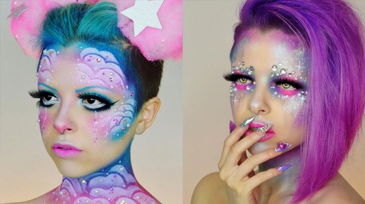 This Makeup Artist's Out-of-This-World Creations Go Way Beyond Skin Deep: Ki...