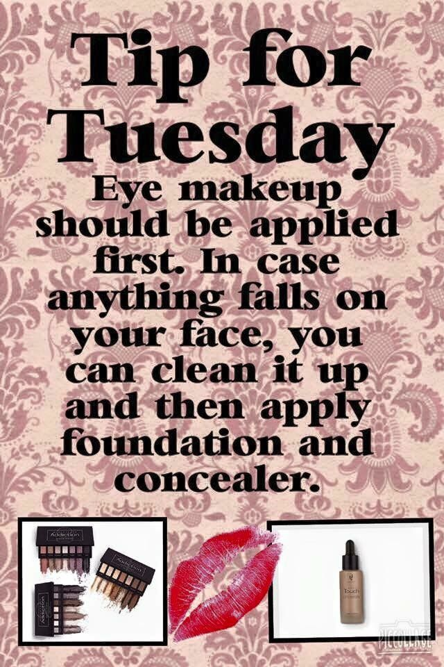 #TipTuesday I absolutely LOVE this tip! #Younique  www.youniqueproducts.com/Hann...