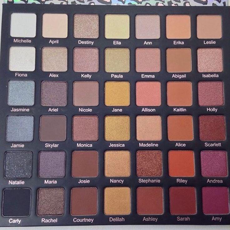 """Violet Voss """"RIDE OR DIE"""" Eyeshadow Palette • 42 eyeshadows! • Com..."""