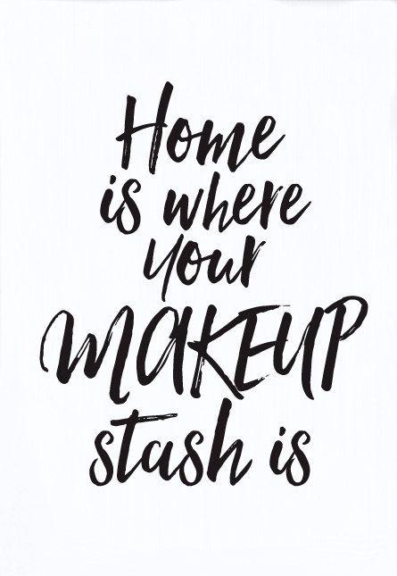 Wake up & Make-up