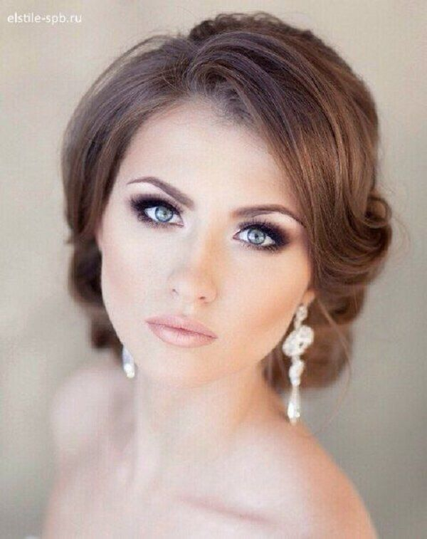 Wedding makeup looks ideas / www.deerpearlflow...