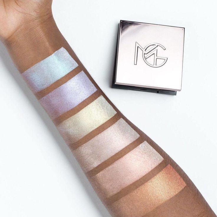 www.revelist.com/... are the brand-new Makeup Geek Duochrome Highlighters. That'...