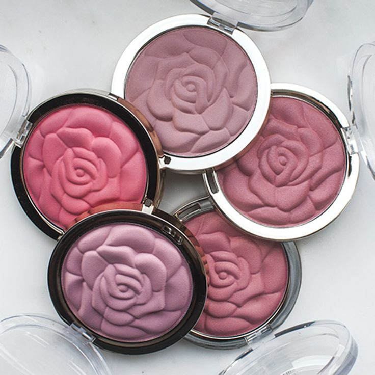 You can never have too many roses.Shown: Rose Powder Blush in Blossomtime Rose, ...