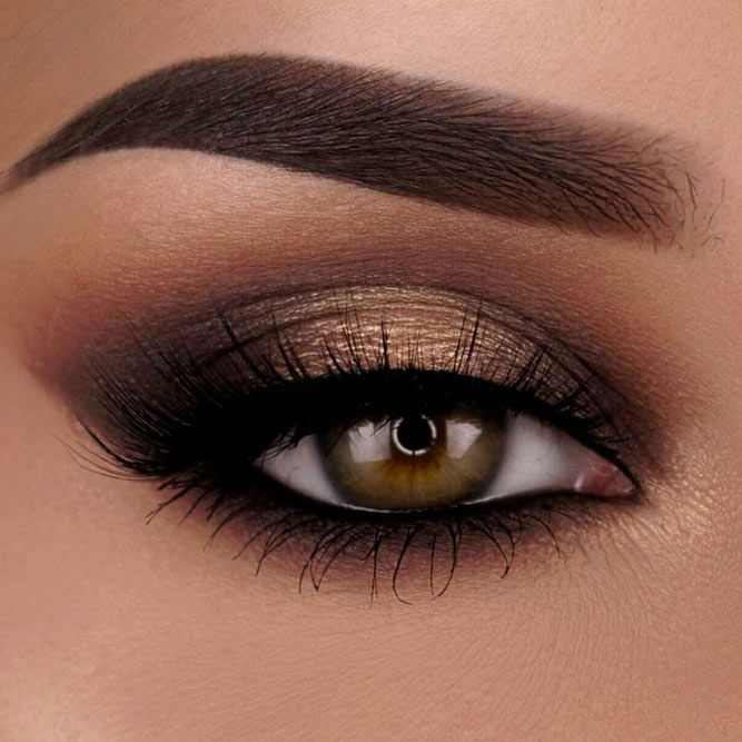 You need to see these makeup looks for your light brown eyes. Get inspiration fo...