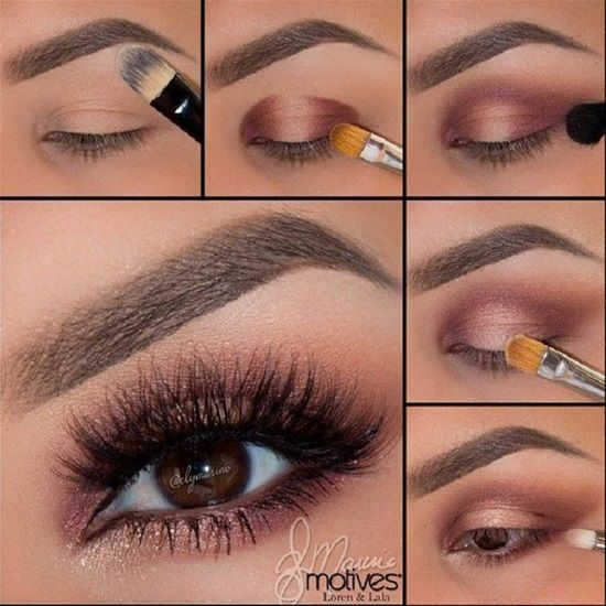 Your eyes say a lot about you, it's where your glamorous charm comes from. H...