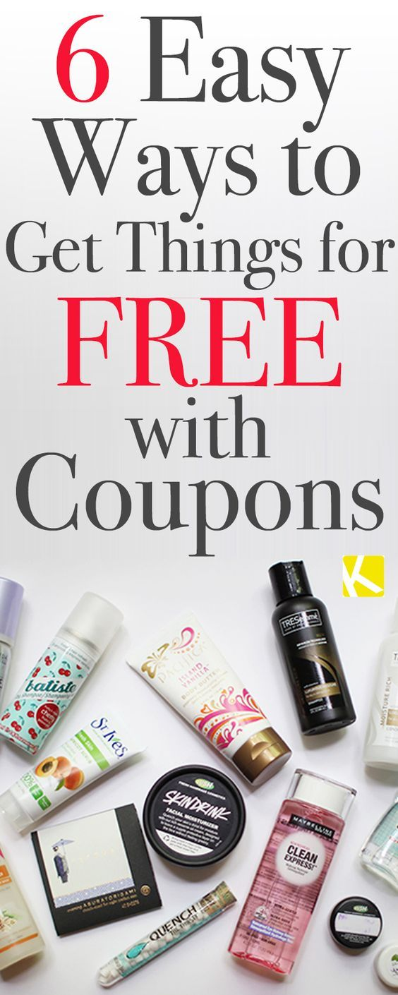 You've GOT TO check out these 9 AWESOME and easy ways to get free stuff onli...