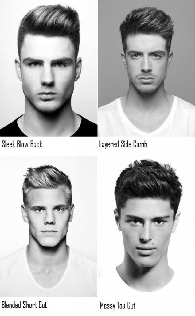4 New Men's Hairstyles: Find the Perfect 'do for Your Boo | Kenra Profession...