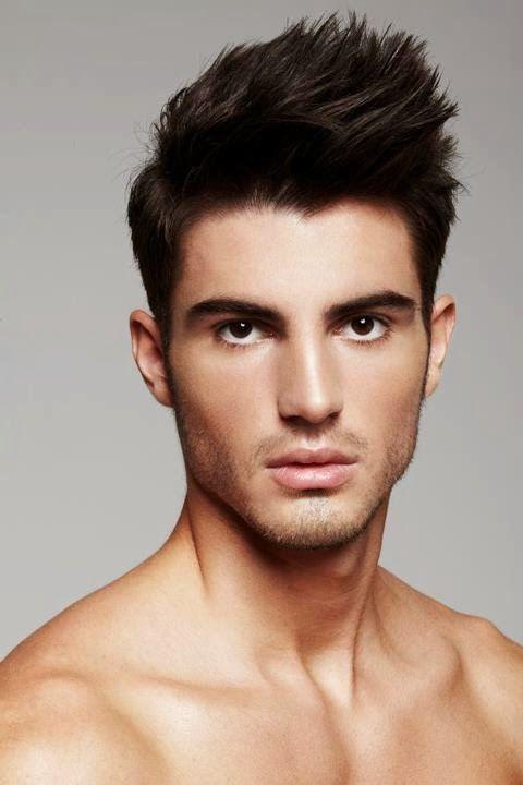 beautiful hair style for boys....