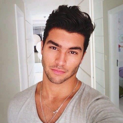 Hair style for men...