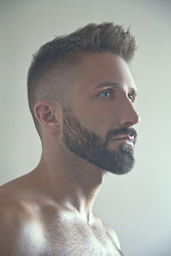 Men Hair Styles With Beard