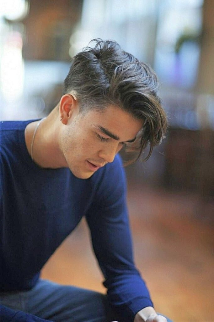 Men Hairstyles Short to Medium
