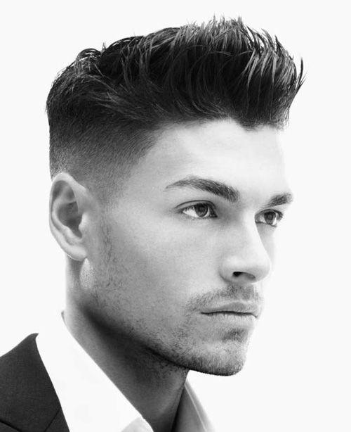 Men's Hair- Fade www.mens-hairstyl...