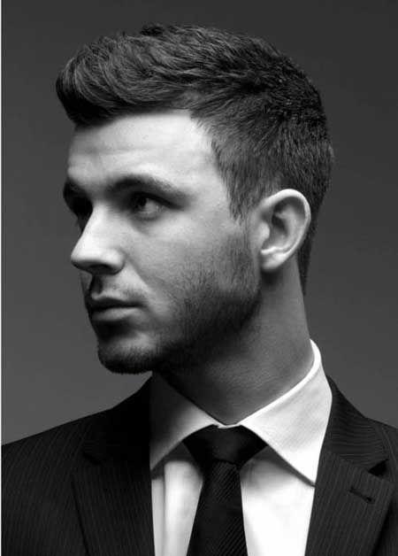 Men's Short Hairstyles (2015)...
