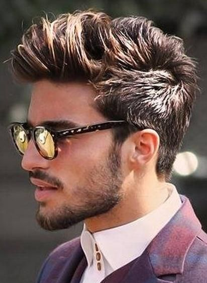 picture of men hairstyle...