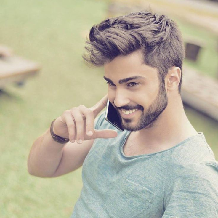Men Haircuts Simple Casual Menshairstyle Flashmode Middle East