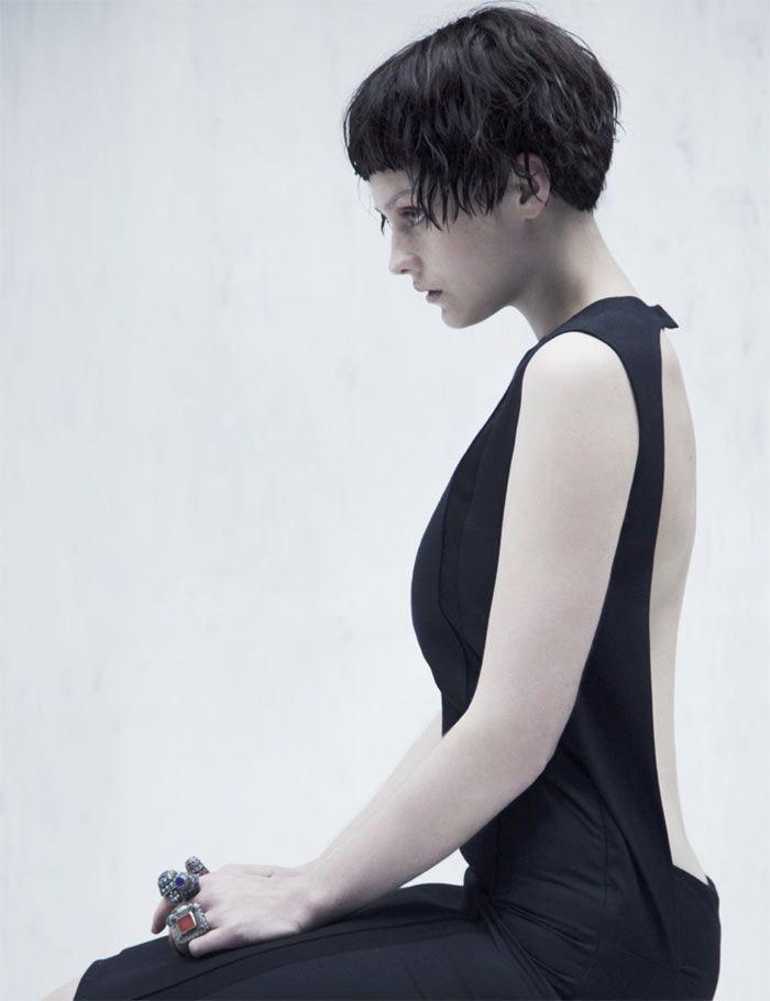 Amber Anderson | Schon Magazine #17 2012